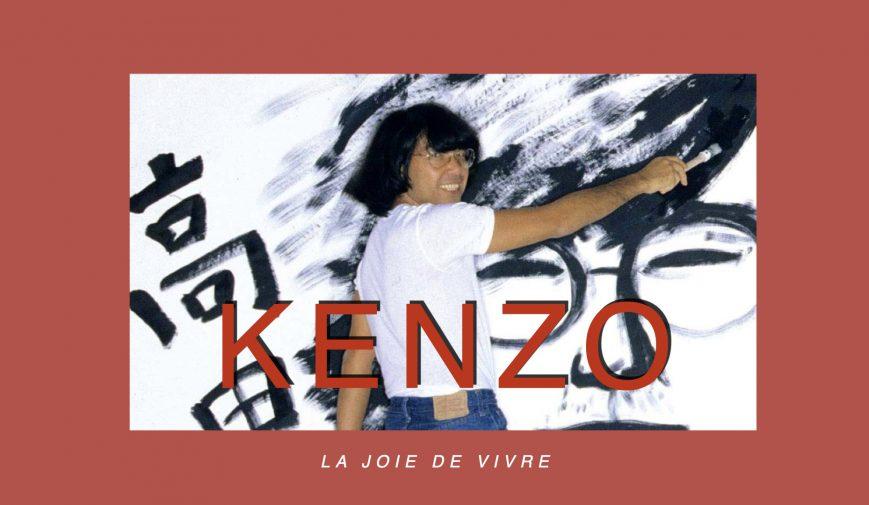 Kenzo Poster.001